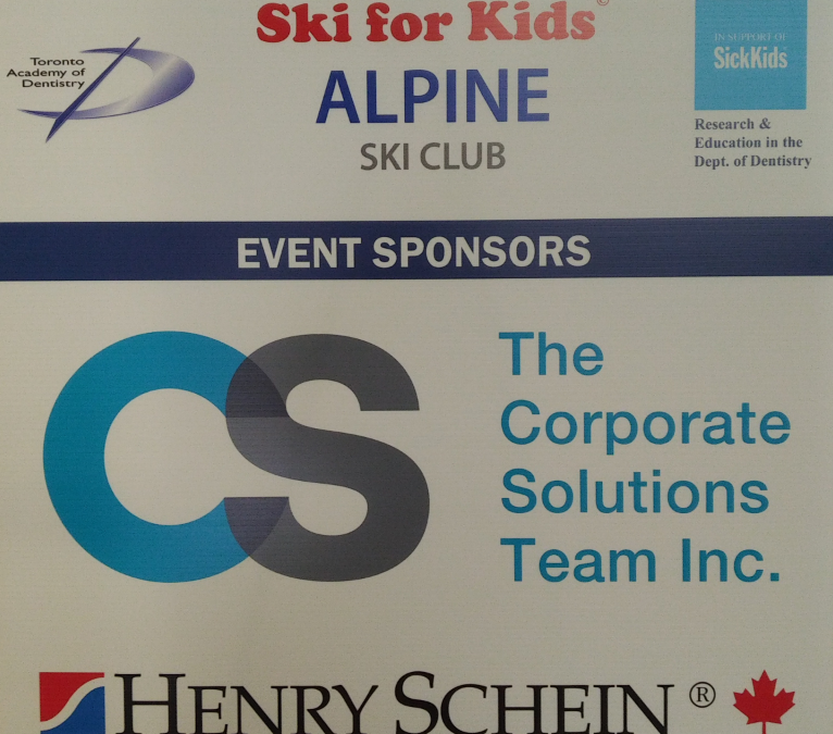 Ski for Kids charity fundraiser