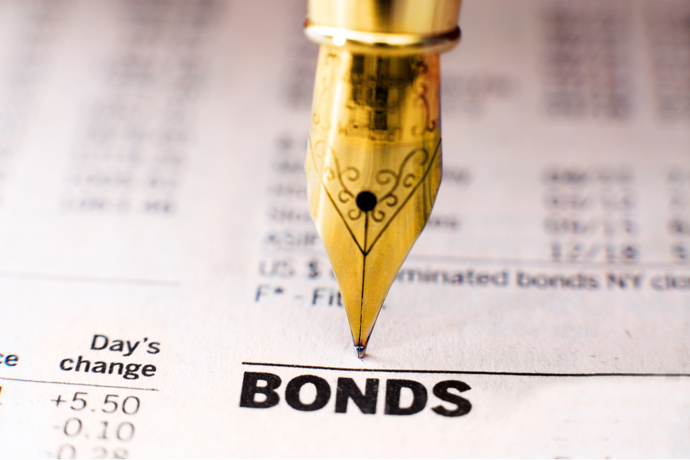 Why do Bonds go up and down?